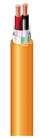 Гибкий силовой кабель FLEGIGRON 750 H07RN-F в резиновой изоляции